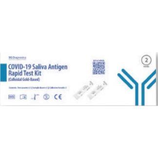 Covid-19 Saliva Antigen Rapid Test Kit